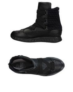 Высокие кеды и кроссовки Enrico Fantini