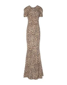 Длинное платье Givenchy