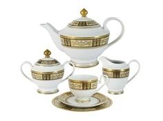 """Чайный сервиз 23 предмета на 6 персон """"Елизавета"""" Midori"""