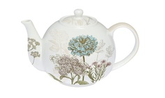 "Чайник с ситечком ""Ботаника"" R2S"