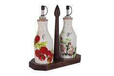 """Набор бутылок для специй """"Овощное ассорти"""" (2шт) LCS"""