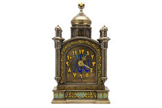 "Часы каминные ""Арабеска"" Veronese"