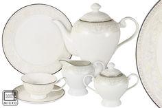 """Чайный сервиз 21 предмет на 6 персон """"Белгравия"""" Emerald"""