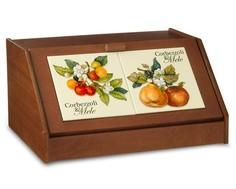 """Хлебница """"Итальянские фрукты"""" Nuova cer"""