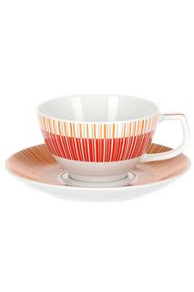 Набор 6 чайных пар Royal Porcelain