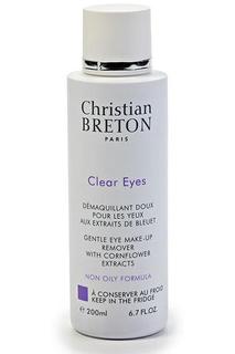 Средство для демакияжа глаз Christian Breton Paris
