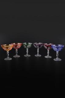Набор бокалов для мартини Bohemia