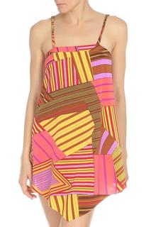 Пляжное платье на бретелях Nicole Olivier