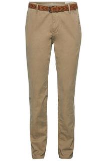 брюки Chino с ремнем Tom Tailor Denim