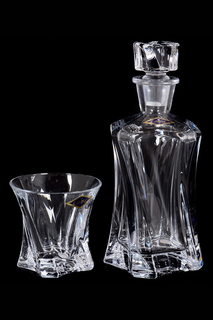 Набор стаканов для виски Aurum Crystal