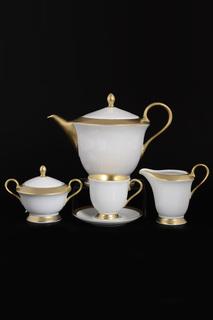 Чайный сервиз на 6 перс 17 пр QUEENS CROWN