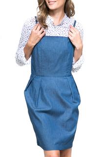 Комплект: платье, рубашка YULIASWAY