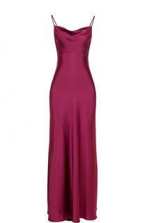 Однотонное платье-комбинация Diane Von Furstenberg