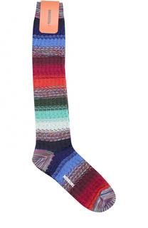 Шерстяные носки Missoni