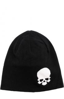 Шерстяная шапка бини Gemma. H