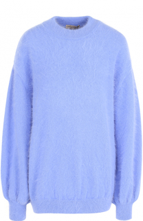 Удлиненный пуловер свободного кроя Emilio Pucci