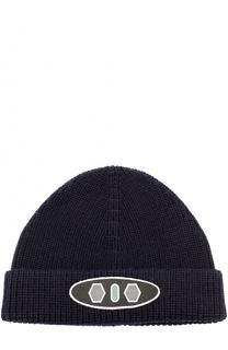 Шерстяная шапка бини Lanvin