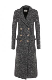Приталенное двубортное пальто Isabel Marant Etoile