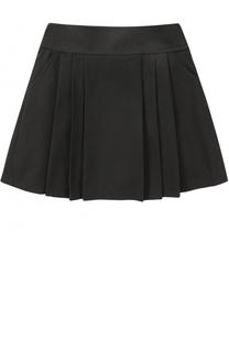 Трикотажная юбка с карманами и складками Aletta