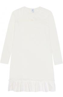 Ночная сорочка с оборкой Sanetta
