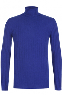 Шерстяной свитер фактурной вязки Daniele Fiesoli