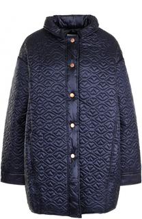 Куртка свободного кроя с отложным воротником See by Chloé