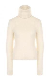 Вязаный свитер с высоким воротником Saint Laurent