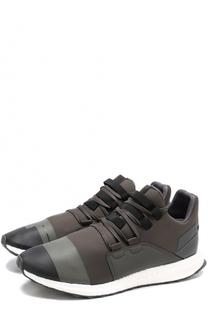 Текстильные кроссовки Kozoko на шнуровке Y-3