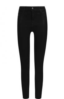 Однотонные джинсы-скинни J Brand