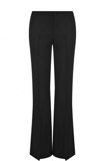 Шерстяные расклешенные брюки со стрелками The Row