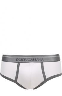 Хипсы с широкой резинкой Dolce & Gabbana