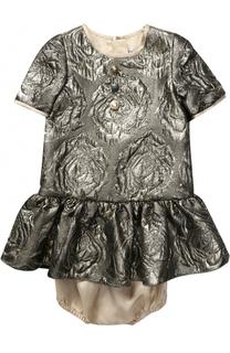Комплект из мини-платья и трусов Dolce & Gabbana