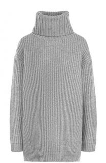 Шерстяной свитер свободного кроя Acne Studios