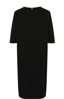 Платье прямого кроя с укороченным рукавом Escada Sport