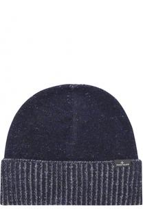 Шерстяная шапка бини Stone Island