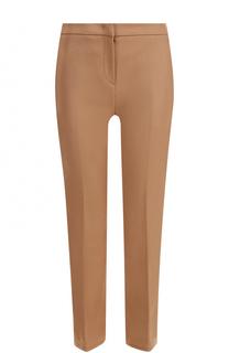 Укороченные расклешенные брюки No. 21