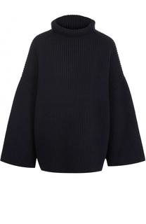 Кашемировый свитер свободного кроя The Row