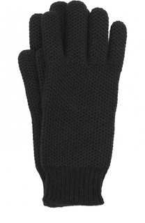 Кашемировый перчатки фактурной вязки TSUM Collection