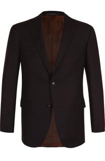 Шерстяной однобортный пиджак Pal Zileri