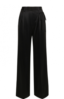Широкие брюки с карманами и стрелками T by Alexander Wang