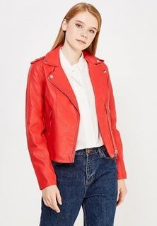 Куртка кожаная Miss Selfridge