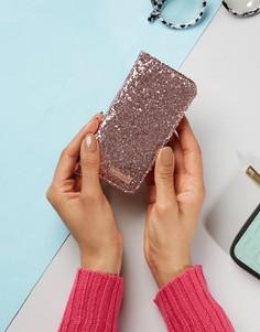Чехол-обложка для iPhone 6/6S/7 цвета розового золота Skinnydip - Мульти