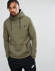 Пуловер Nike Modern 835860-222 - Зеленый