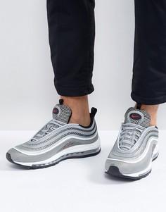 295347f7 Серебристые кроссовки Nike Air Max 97 Ultra 17 918356-003 - Серебряный