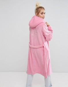 Розовый халат Chelsea Peers - Мульти