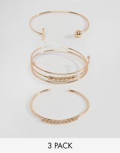 Наборные браслеты ALDO Theiviel - Золотой