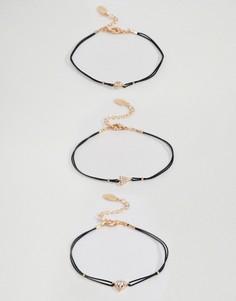 Браслеты-фенечки ALDO - Золотой