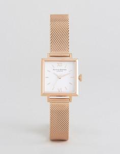Золотисто-розовые часы Olivia Burton - Золотой