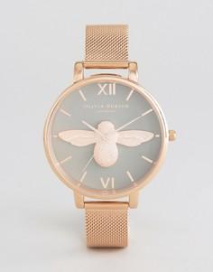 Часы Olivia Burton Bumble Bee - Золотой