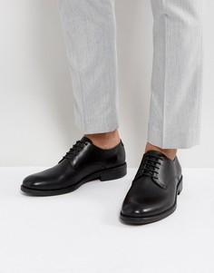 Кожаные туфли дерби Vagabond Salvatore - Черный
